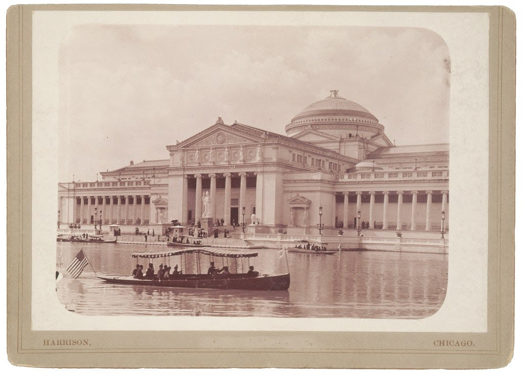 Many cities repurposed their World's Fair buildings into museums, including San Francisco (the Palace of Fine Arts Theatre), Saint Louis (the Saint Louis Art Museum), and Philadelphia (the Please Touch Museum). Chicago's Greek-inspired Palace of Fine Arts, one of the few remaining buildings from the 1893 World's Columbian Exposition, has housed two museums: The Field Museum of Natural History and the Museum of Science and Industry, which has been there since it opened in 1933.